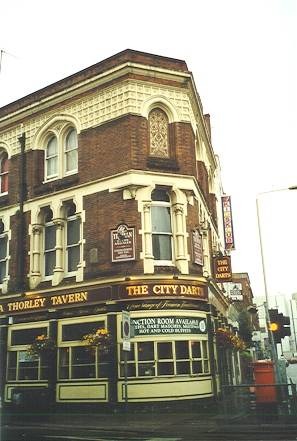 The City Darts Pub